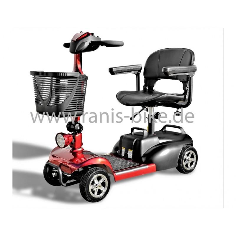 Elektromobil Eco Engel 401 Rot Lithium