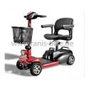 Elektromobil Eco Engel 401 Rot Seniorenmobil