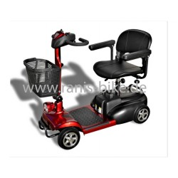 Elektromobil Eco Engel 401 Rot