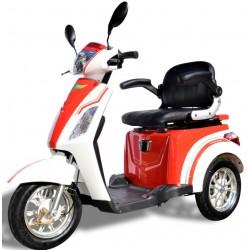 Elektromobil ECO Engel 500 Rot Weiß