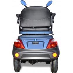 Elektromobil ECO Engel 500 Blau Schwarz