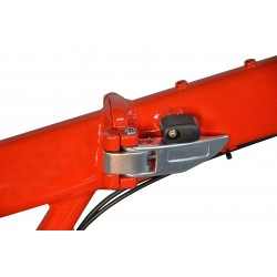 Elektrofaltrad OVERFLY F7 Rot